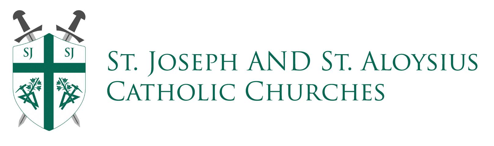 Edina St Joseph St Aloysius Temporary Logo